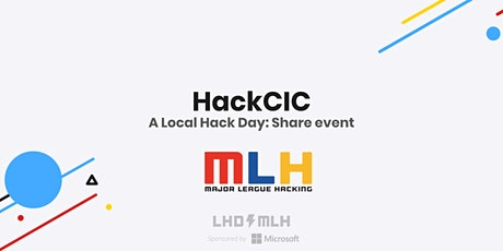 HackCIC - Local Hack Day: Share 2020 tickets