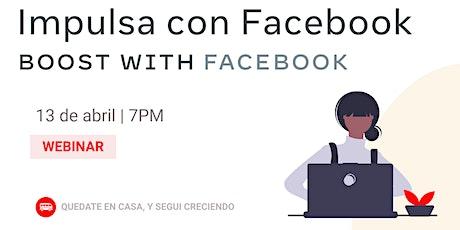 Impulsa con Facebook - Isabel de Elía tickets