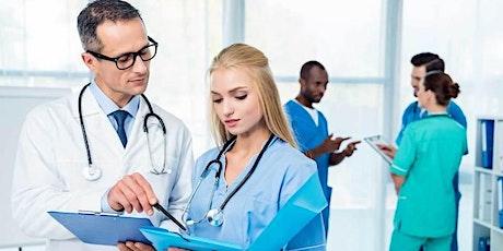 Live Webinar -Emotional Intelligence for Healthcare Professionals tickets