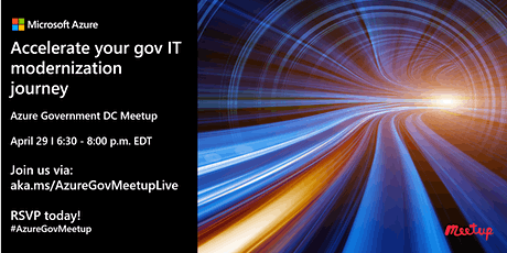 Accelerate your gov IT modernization journey tickets