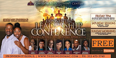 The KAC Exponential Leadership Conference 2020 - Now Virtual & FREE tickets
