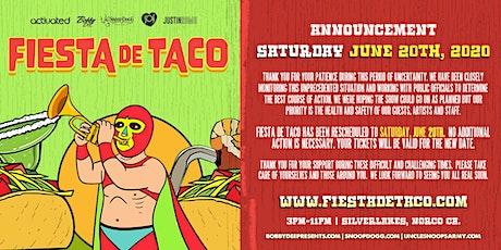 Fiesta De Taco (It's A Taco Party!) tickets