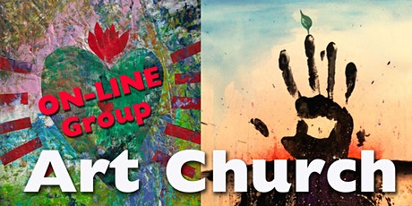 Art Church - Make Art from a Slow Quiet Place - ONLINE tickets