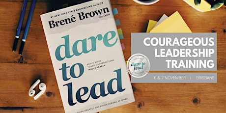 Dare to Lead™  - Two (2) Day Training tickets