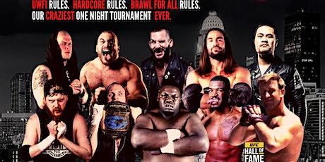 Paradigm Pro Wrestling - Heavy Hitters Tournament - Sellersburg, IN tickets