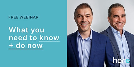 COVID-19 Business Webinar: What you need to know + do now tickets