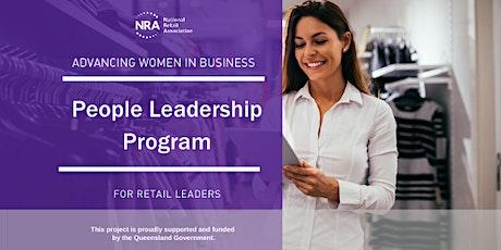 Advancing Women in Business Webinar Series tickets