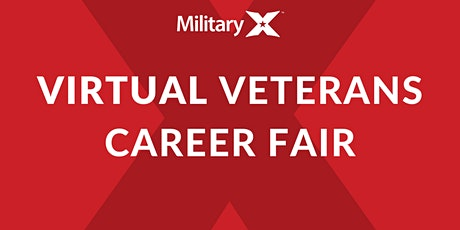 (VIRTUAL) Silicon Valley Veterans Career Fair - July 14, 2020 tickets