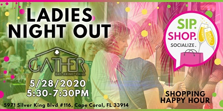 Ladies Night Out Sip Shop Socialize tickets