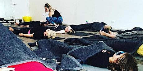 ONLINE Yoga Nidra Event - Guided Deep Sleep Meditation tickets