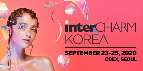 InterCHARM  Korea 2020 tickets