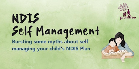 NDIS Self Management • Online tickets