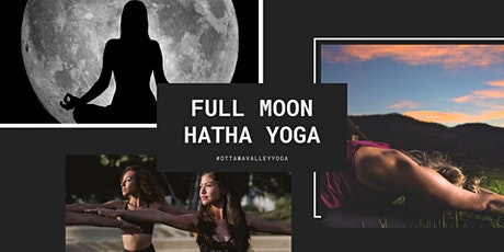 Full Moon Hatha Yoga tickets