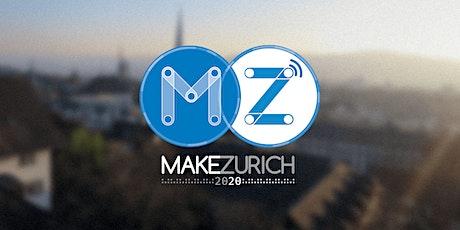 Make Zurich 2020: Civic tech hackathon tickets