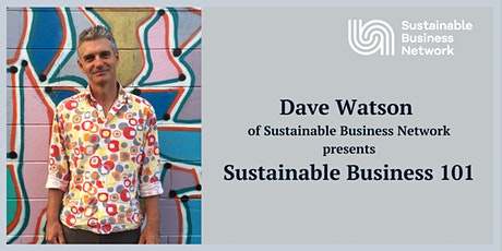 Sustainable Business 101 tickets