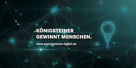 Programmatic Job Advertising - Königsteiner Digital biglietti