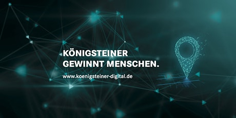 Programmatic Job Advertising - Königsteiner Digital tickets
