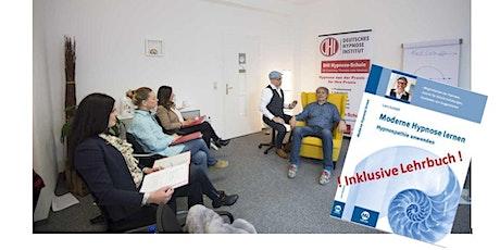 22.10.20 Live - Webinar-Premium: Hypnose Basiskurs DHI - Stufe 1 light Tickets
