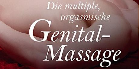 Online: Multiple, Orgasmic Genital Massage - 90 minutes tickets