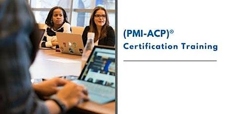 PMI-ACP (PMI Agile Certified Practitioner) Training  in Fargo tickets
