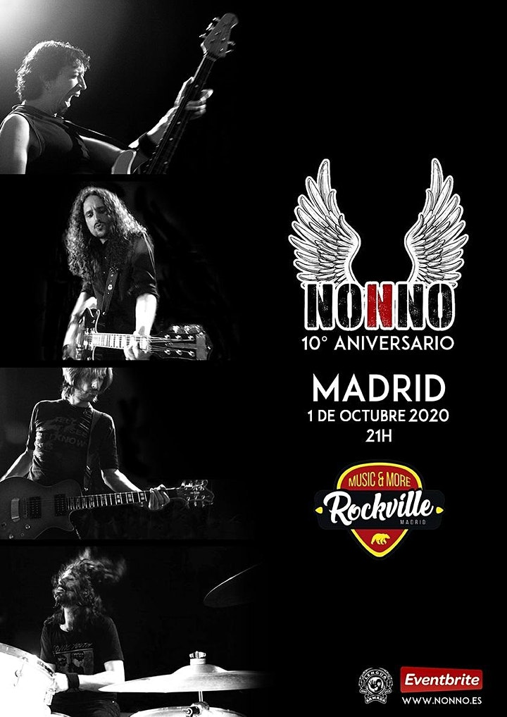 Imagen de NONNO 10º  Aniversario en MADRID