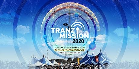 Tranzmission Festival 2020 tickets