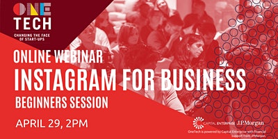 Instagram For business – Beginners session