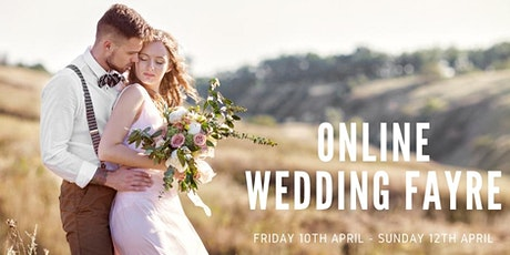 Online Wedding Fayre tickets