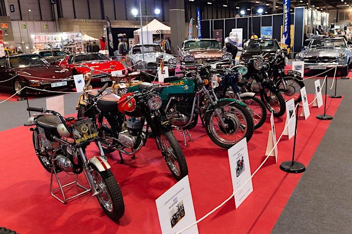 Imagen de Retromóvil Madrid, XVIII Salón Internacional del Vehículo de Época
