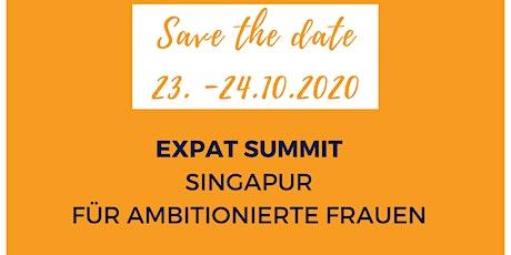 Expat Summit für Frauen - Singapur tickets