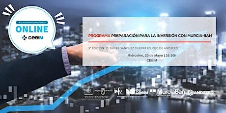 PREPARACIÓN PARA LA INVERSIÓN. 5ª Edición. entradas