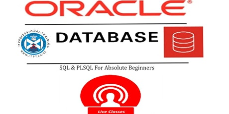 SQL & PL/SQL  Oracle Database Programming Course Free(fully funded) @Edi tickets