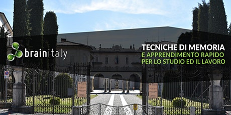 Varese: Corso gratuito di memoria tickets