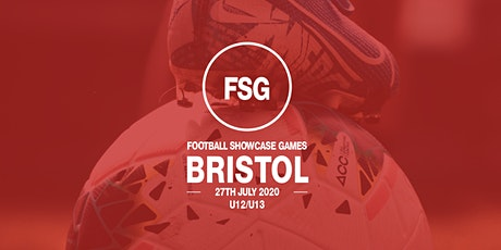 Bristol - Football Showcase Games (U12/U13) tickets