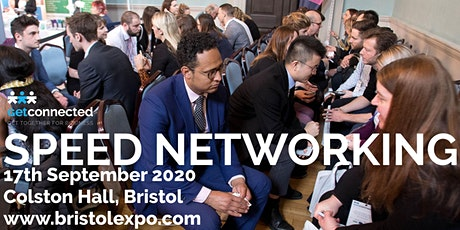 Speed networking at Business Expo Bristol tickets