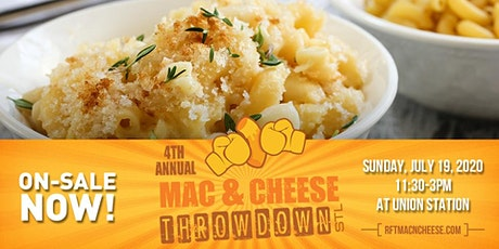 Mac & Cheese Throwdown STL tickets