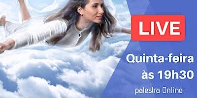 [LIVE] Palestra Online – Autoconhecimento Através das Projeções Conscientes