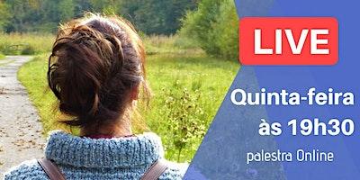 [LIVE] Palestra Online – Saúde Através das Bioenergias