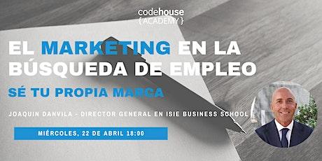 El marketing en la búsqueda de empleo: Se tu propia marca entradas