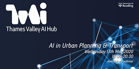 Thames Valley AI HUB Event - Urban Planning and Transport tickets