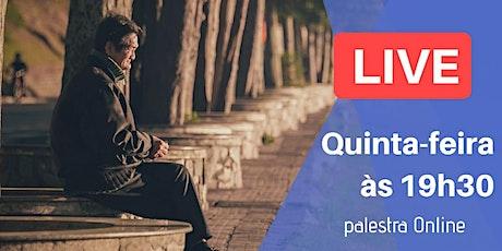 [LIVE] Palestra Online - Superando a Insatisfação Íntima ingressos