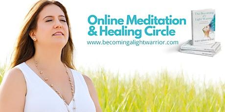 Online Meditation & Healing Circle tickets