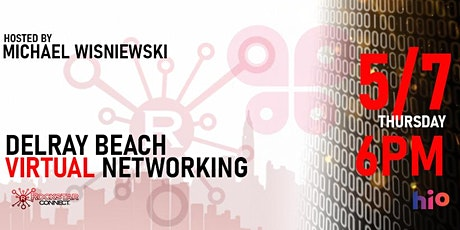 Free Delray Beach Rockstar Connect Networking Event (May, Florida) tickets