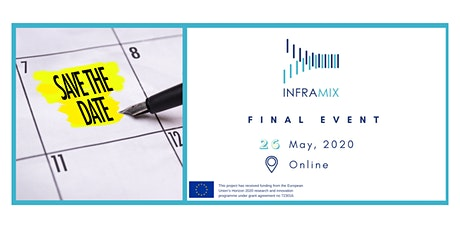 Inframix final webinar tickets