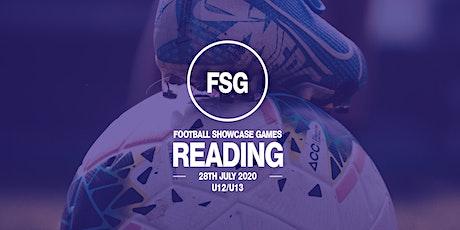Reading - Football Showcase Games (U12/U13) tickets
