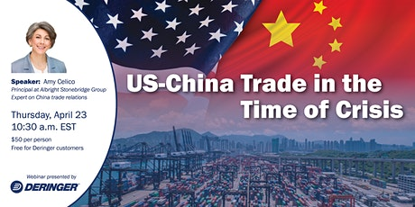 U.S.-China Trade in a Time of Crisis tickets