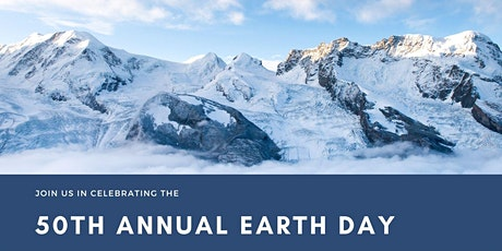 50th Annual Earth Day Virtual Discussion tickets