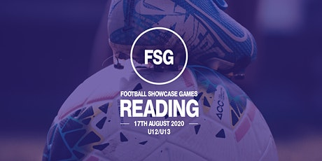 Reading - Football Showcase Games (U12/U13) tickets