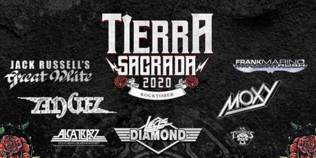 Tierra Sagrada- Legs Diamond/MOXY/Frank Marino & Mahogany Rush/+ More! tickets
