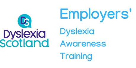 Dyslexia Awareness Training for Employers tickets
